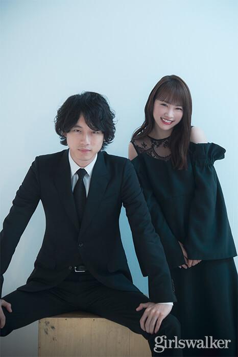 20181116_坂口健太郎&川栄李奈02