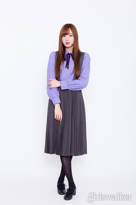 ザンビ_チームBLUE_乃木坂46梅澤美波01