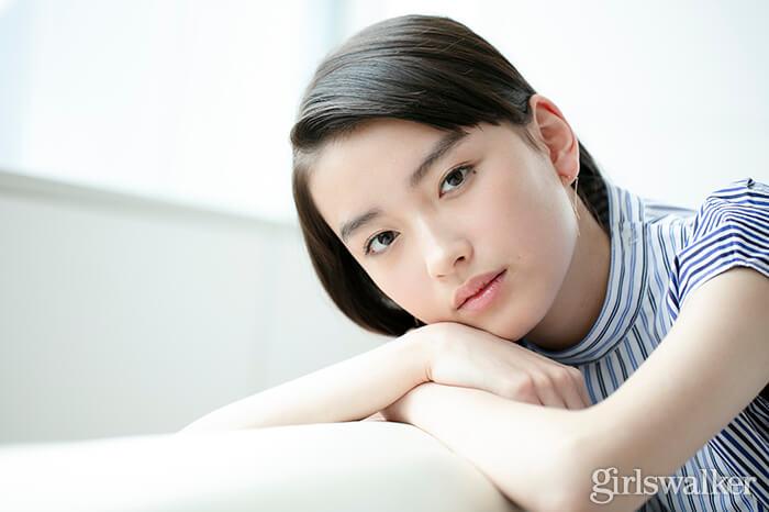 茅島みずき、デビューのきっかけはゴルフの挫折…170cmの14歳美少女がポカリCM新ヒロインに決...