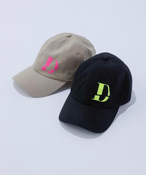 DASADA Dロゴ CAP_サマーコレクション