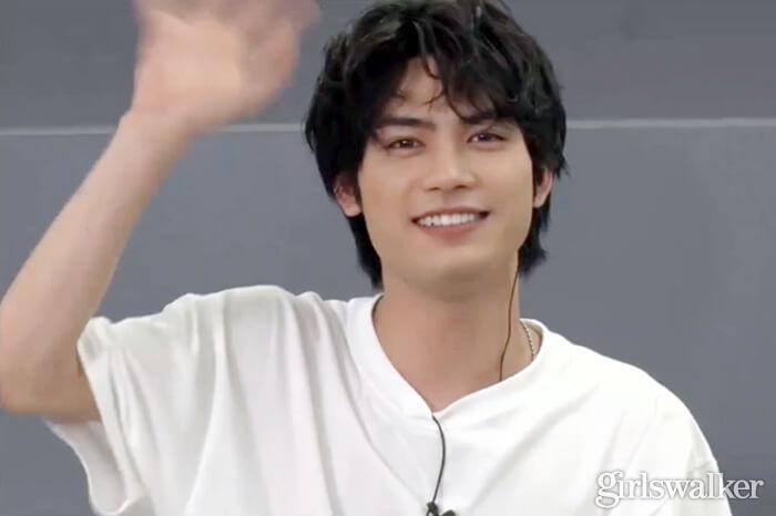 FAKE MOTIONオンラインファンミーティング09_板垣瑞生