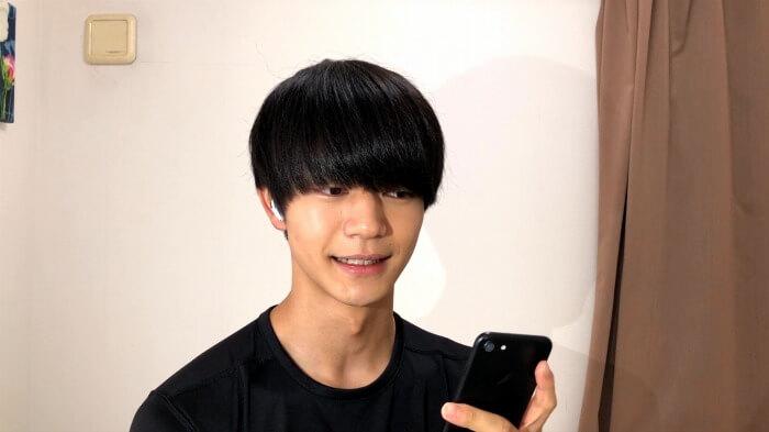 s-5話04ソラ吉澤要人(原因は自分にある。)「SSS~Special Short Story~」第四弾『#イツモノコト』YouTubeドラマスターダスト若手