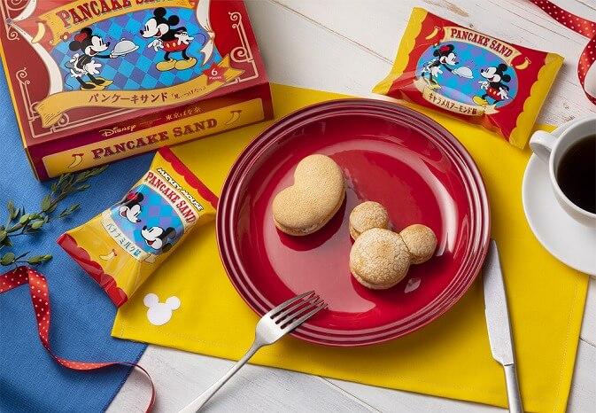 東京ばな奈_ディズニー_スイーツショップ_Disney SWEETS COLLECTION by 東京ばな奈_期間限定