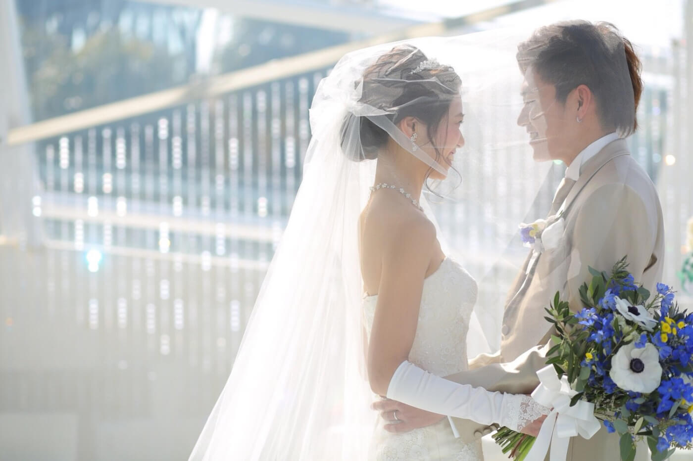 結婚式を迎えたプレ花嫁