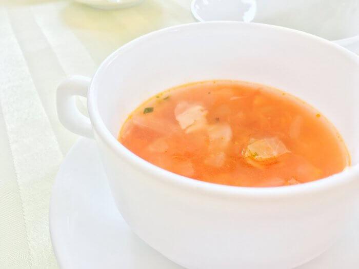 韓国で話題の魔女スープ