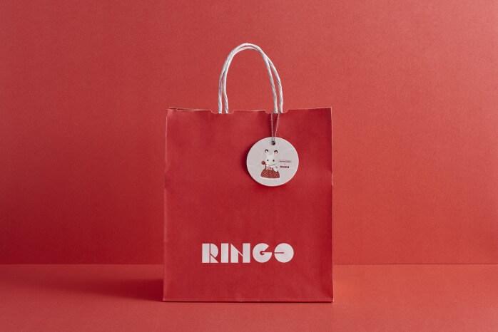 RINGO_シルバニアファミリー_コラボ_オリジナルチャーム