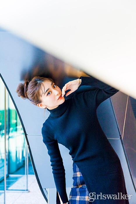 GENIC金谷鞠杏_ミス・ワールド2020日本代表_girlswalkerインタビュー10