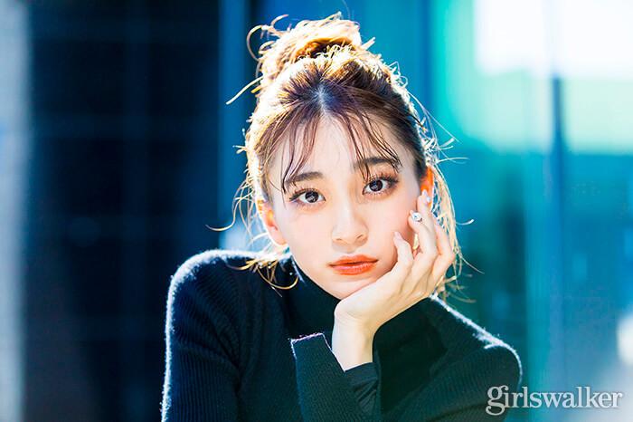 GENIC金谷鞠杏_ミス・ワールド2020日本代表_girlswalkerインタビュー06