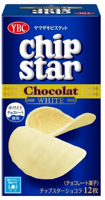 チップスターショコラホワイト ノープリントプライス