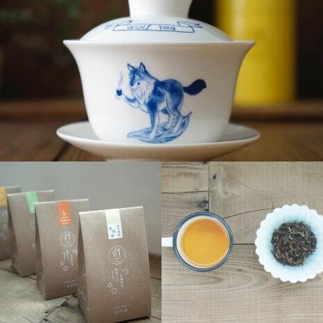 Pinkoi_琅茶 Wolf Tea