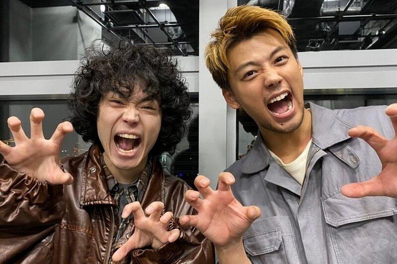 竹内涼真×菅田将暉の2ショットにファン歓喜!「大好きコンビです」「最強」