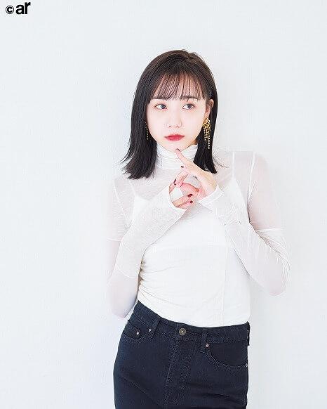 松井愛莉_ar_2月号_ヘアチェンジ_髪型