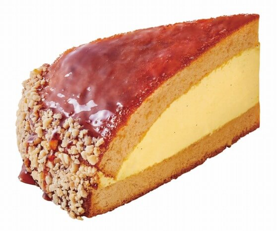 コメダ_季節のケーキ_ごちそうカスタード
