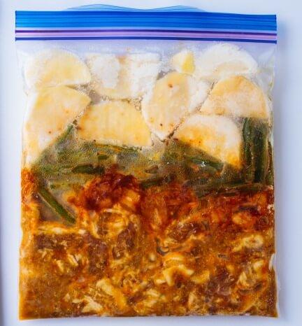 下味冷凍スープ_本当にやせたいのならこのスープを毎日飲んでください 1,200円(定価・税抜)
