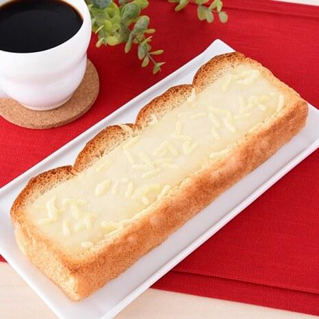 チーズマヨトースト 128円(ファミリーマート通常価格・税抜)