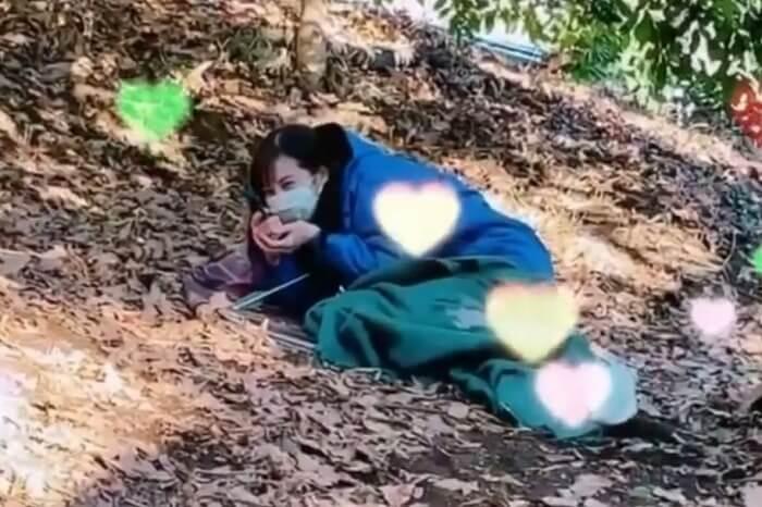 中条あやみ、キュートすぎる狙い撃ち動画に反響「緊迫の瞬間に可愛さ爆発」