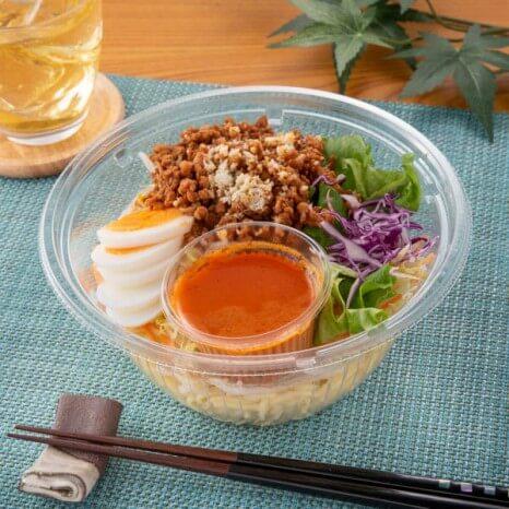 たんぱく質が摂れる タコミート風パスタサラダ 406円(ファミリーマート通常価格・税抜)
