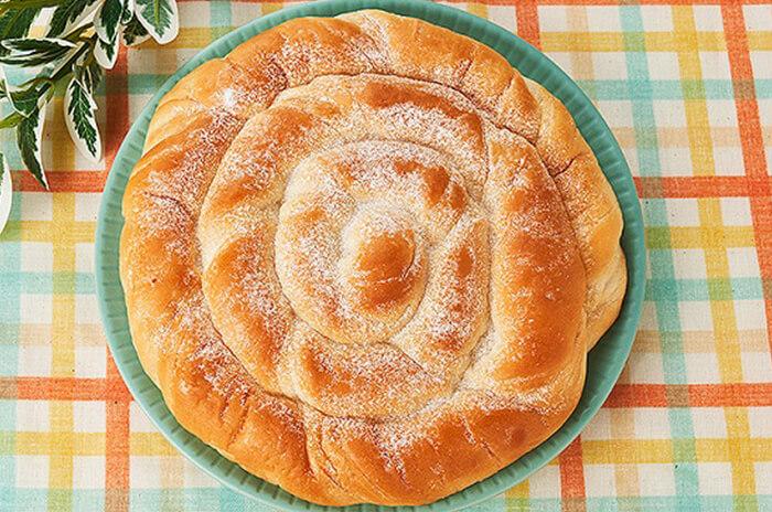 VLうずまきミルクパン