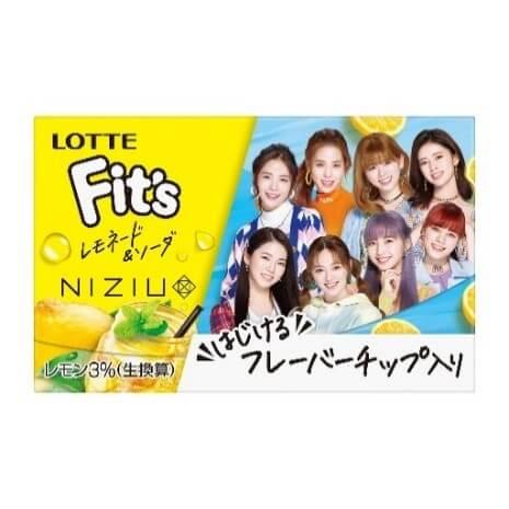 NiziU_ロッテ_Fit's