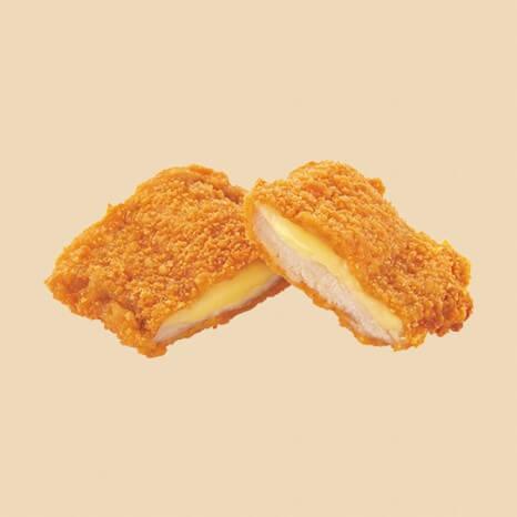 チーズインファミチキ 184円(ファミリマート通常価格・税抜)