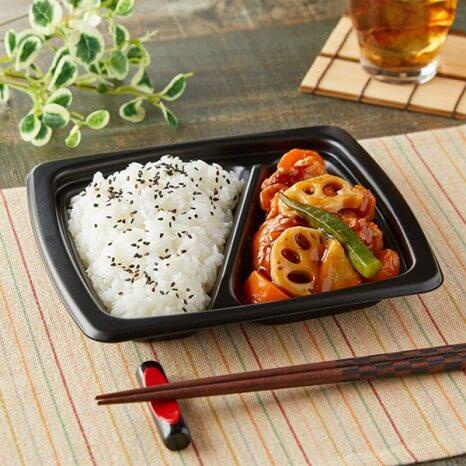 鶏と野菜の彩り弁当 甘酢あん仕立て 491円(ファミリーマート通常価格・税抜)