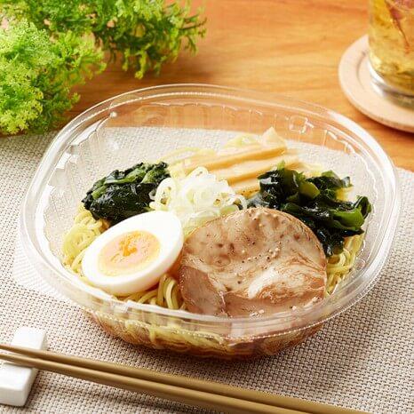 魚介の旨み冷し醤油ラーメン 426円(ファミリーマート通常価格・税抜)