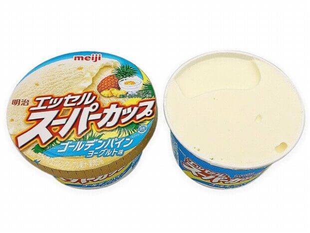 セブン-イレブン_明治 エッセル パインヨーグルト味140円(税抜)