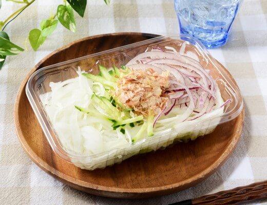 玉ねぎサラダ 168円(ローソン標準価格・税込)