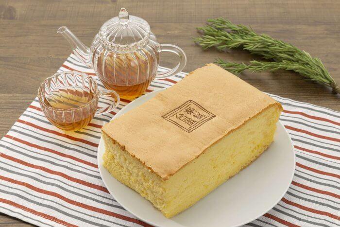 台湾カステラ専門店「台楽蛋糕(タイラクタンガオ)」