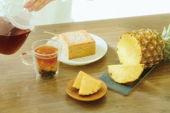 台湾カステラ 台湾甜商店