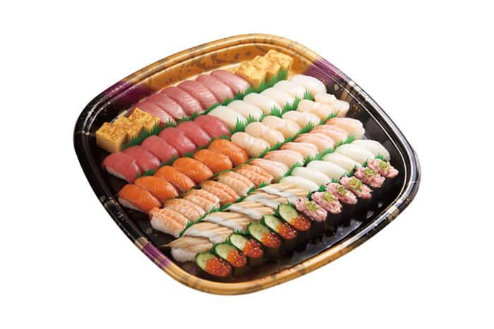 かっぱ寿司_出前館_週末寿司キャンペーン