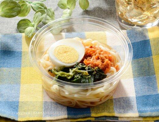 Choi 焼肉トラジ監修 和風だし冷麺 399円(ローソン標準価格・税込)