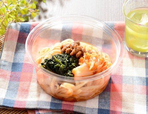 Choi 焼肉トラジ監修 ビビン冷麺 399円(ローソン標準価格・税込)
