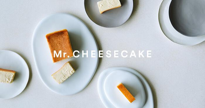 Mr. CHEESECAKE