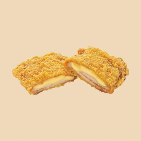 チーズインカレーファミチキ 213円(ファミリーマート通常価格・税抜)