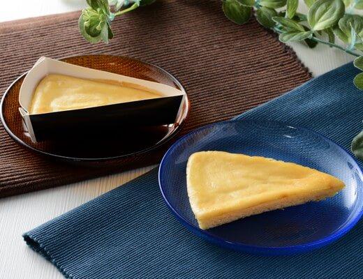 NL なめらかベイクドチーズケーキ 145円(ローソン標準価格・税込)