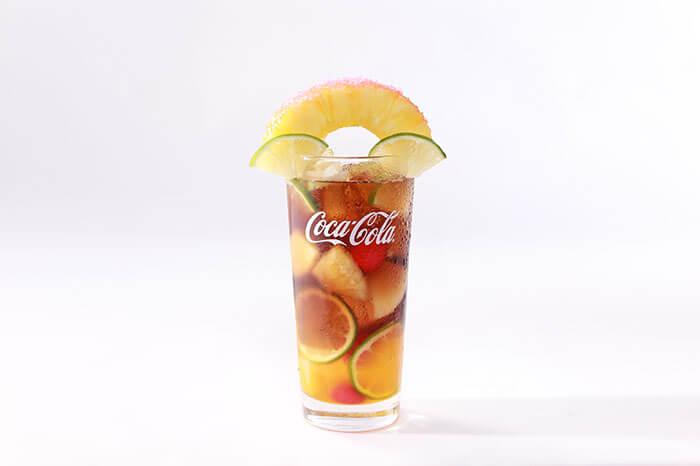 NiziU、コカ・コーラ