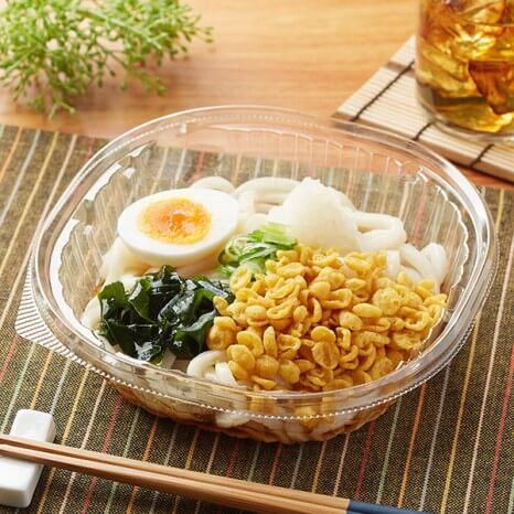 冷し鶏天タルタルうどん 462円(ファミリーマート通常価格・税抜)