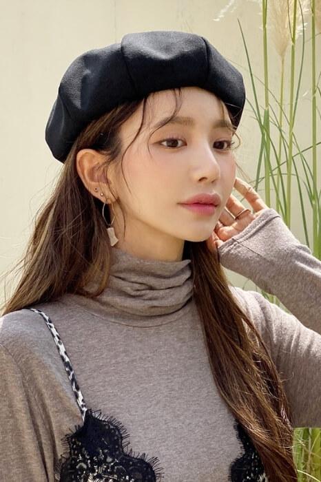 韓国女優メイク