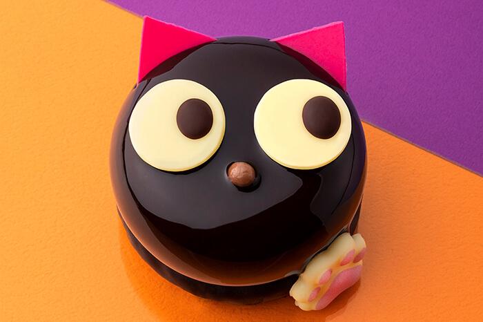 話題の専門店からハロウィン限定「黒猫ショコラ」が登場!おうちハロウィンが倍楽しめる♥