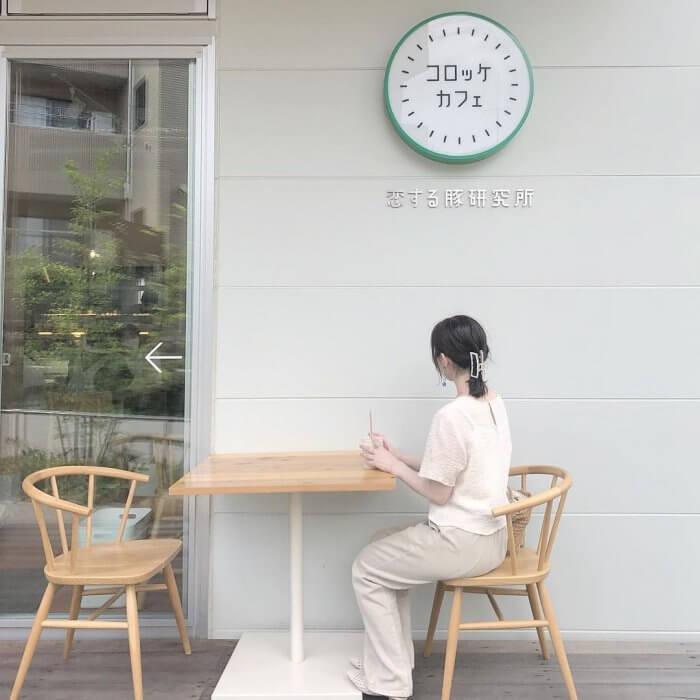 下北沢カフェ