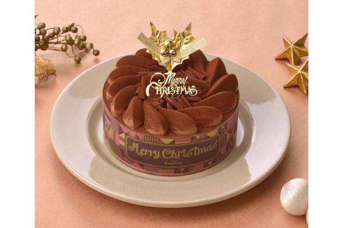 銀座コージーコーナー_クリスマスケーキ