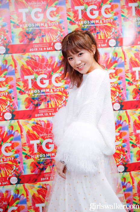 MACO|Istyle presents TGC HIROSHIMA 2017 by TOKYO GIRLS COLLECTION